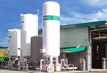 東北酸素株式会社 本社工場